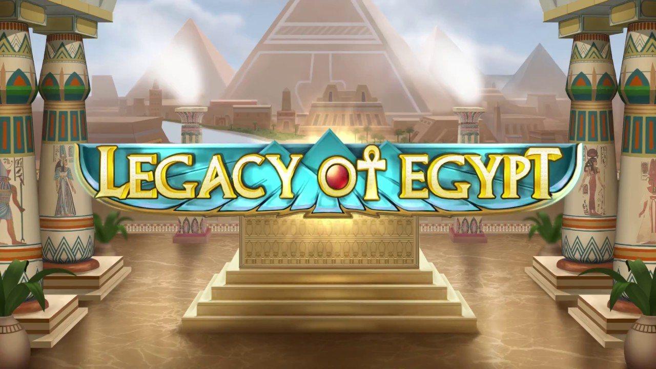Legacy of Egyp - jogo caça niquel