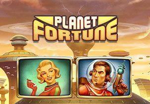 Planet Fortune jogo de caça-niquel