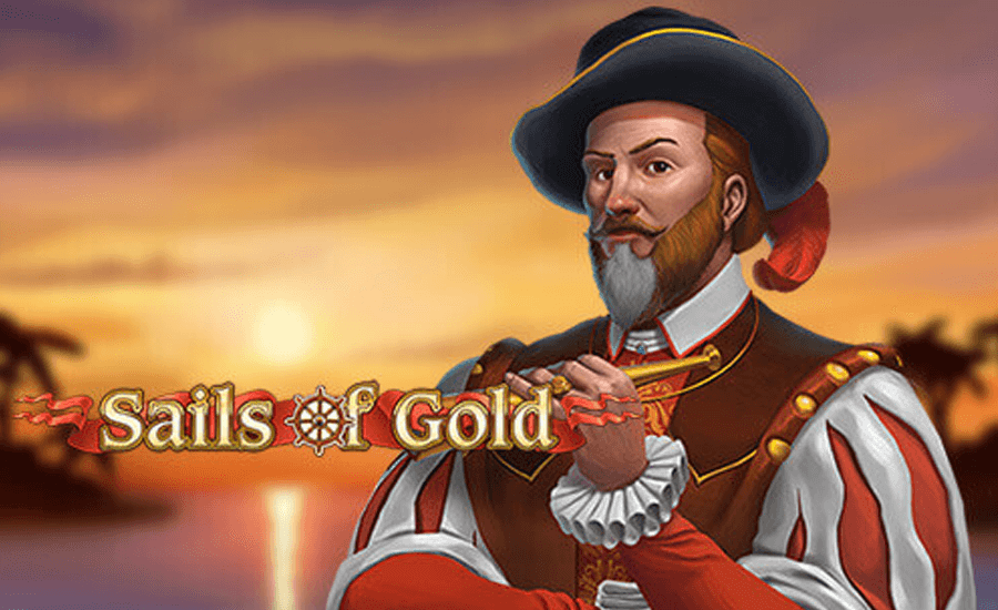 Sails of Gold jogo de caça-niquel