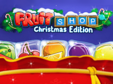 Fruit Shop Christmas Caça-níquel grátis