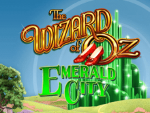 The Wizard of OZ: Road to Emerald City Caça-níquel Grátis