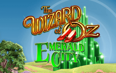 Spiele Wizard Of OZ Road To Emerald City - Video Slots Online