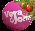 Todos a bordo do trenó de Natal de Vera e John!