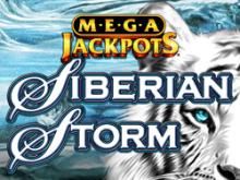 Siberian Storm Mega Jackpots caça-niquel grátis